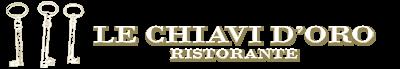 Logo Ristorante Le Chiavi d'Oro