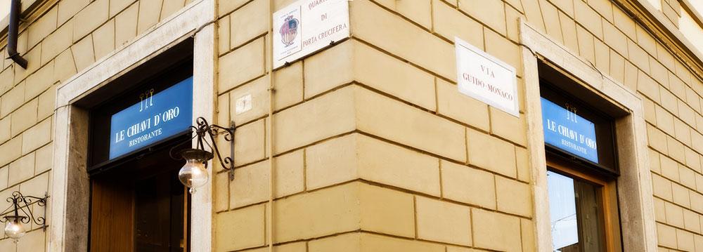 Ristorante Le Chiavi d'Oro Location